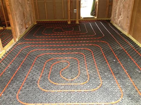 Radient Floor Heating by Bloombety Radiant Floor Heat With Wood Walls Simple
