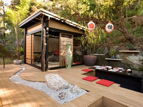 Asian Patio Design Beautiful Japanese Garden Design Landscaping Ideas For Small Spaces