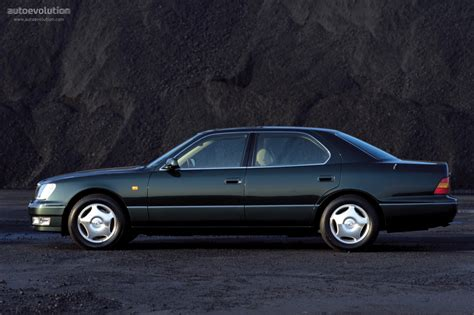 lexus ls400 1997 lexus ls specs 1997 1998 1999 2000 autoevolution