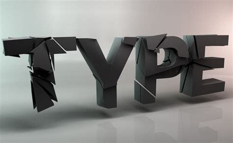 3d typography 36 cre 173 ative 3d typography designs designm ag