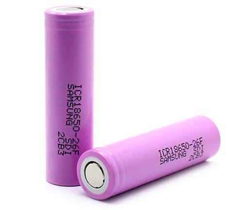 Efest Imr 18650 Li Mn Battery 2900mah 37v 35a With Flat Top Baterai 18650 batteries