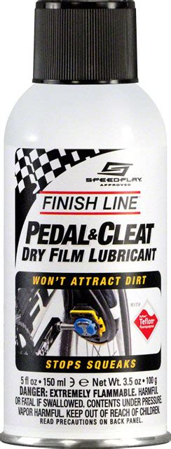 Finish Line Pedal Cleat Lubricant finish line pedal cleat lubricant