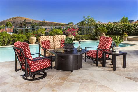 patio world temecula outdoor furniture alumont 171 patio world