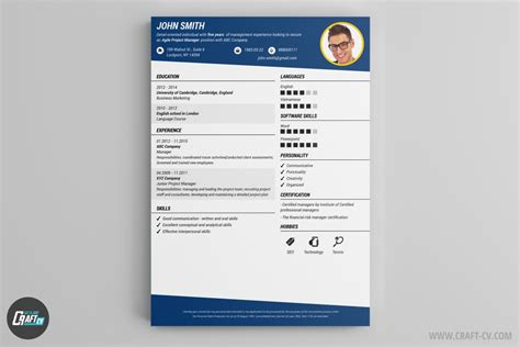 Resume Builder by Resume Builder Creative Resume Templates Craftcv