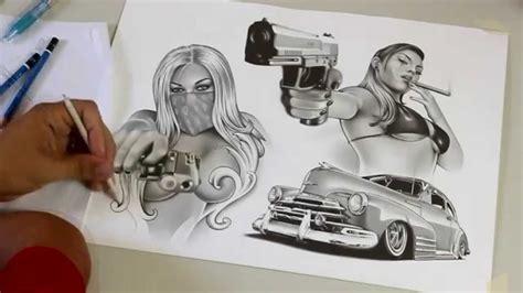 charles laveso desenhos em realismo para tattoo youtube