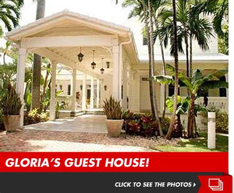 gloria estefan house gloria estefan rent my guest house for 30 000 a month tmz com
