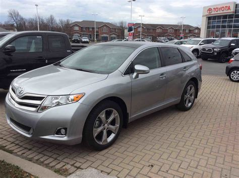 Toyota Venza Accessories New 2016 Toyota Venza V6 Awd 6a For Sale In Kingston