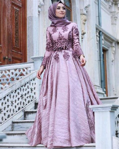Baju Muslim Model Pesta Murah model baju gamis dress muslim pesta modern terbaru