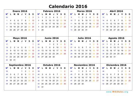 calendario de pago suaf 2016 calendario 2016 calendario de espa 241 a del 2016