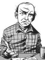 The Quitter Menyerah Harvey Pekar Dan Dean Haspiel the quitter harvey pekar dean haspiel graphic novel
