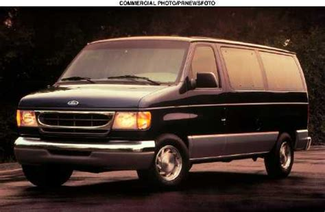 tire pressure monitoring 1996 ford club wagon on board diagnostic system ford xlt econoline van chateau 1997