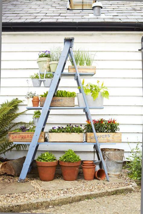 creative ideas for balcony garden containers balcony