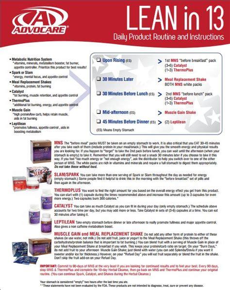 advocare printable order forms 115 best advocare motivation images on pinterest healthy
