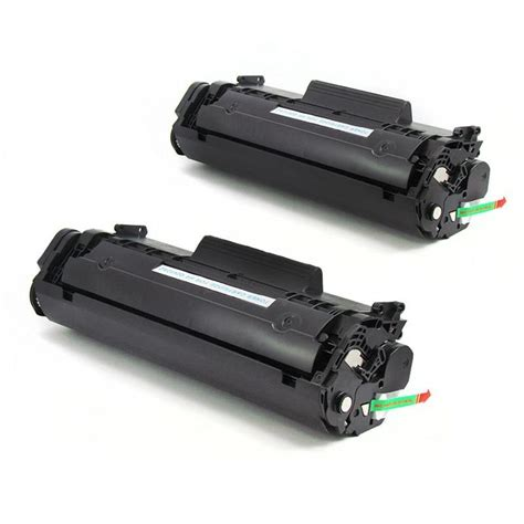 Tinta Printer Laserjet 12a kit 2 toner hp 12a compativel hp q2612a laserjet 1010 1018 1020 1022 cartucho etc