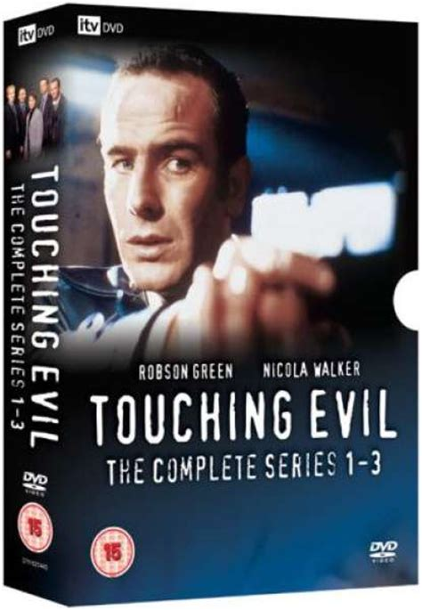 Touching Evil touching evil seizoen 1 3 compleet zavvi nl