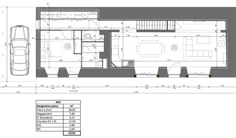 Plan Longere Renovee by Plan Maison 232 Re Gq22 Jornalagora