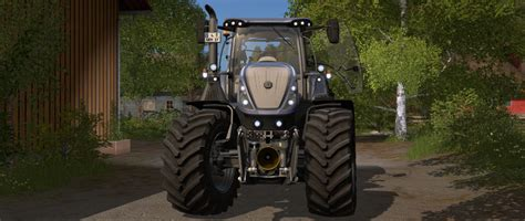 Energy Ls And Lighting by New T7 Hd Mod For Farming Simulator 2017 T6 T8