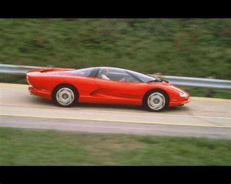 corvette indy concept corvette indy concept 1986
