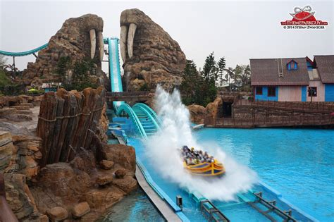 chimelong ocean kingdom photographed reviewed  rated   theme park guy