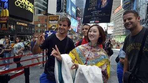 Beijing New York 2015 Film De Beijing 224 New York L Art Chinois Rapproche Les Peuples
