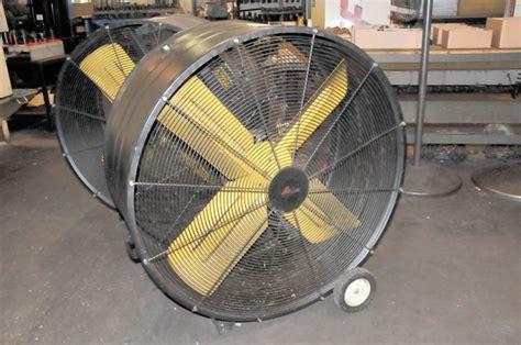 42 inch drum fan autumaire 42 quot portable drum fan