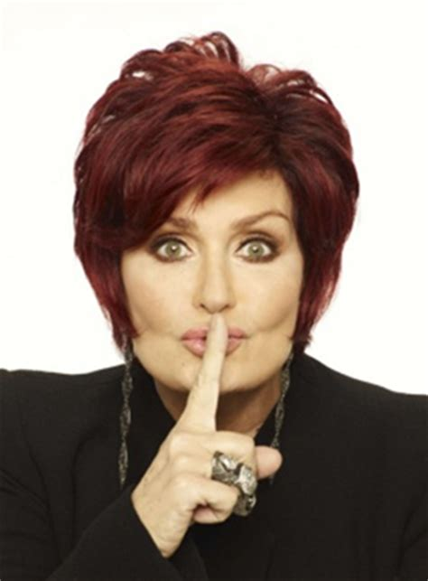 how to get osbournes haircolor sharon osbourne latest hairstyle on x factor 2013 short