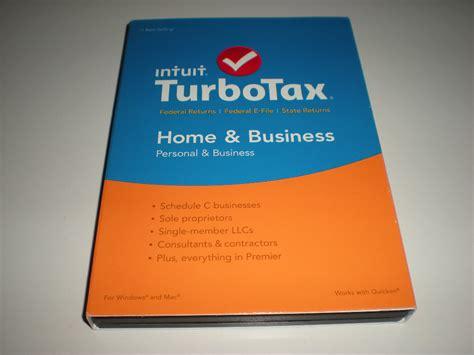 turbotax taxcut and macintax tax software versions