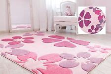 jugendzimmer len wohnraum teppiche aus polypropylen mit blumenmuster ebay