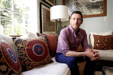 peter dunham hollywood at home interior designer and textile designer