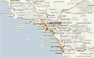 lakewood california map lakewood california location guide