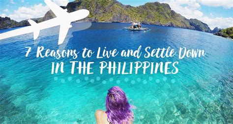 How To Find In Philippines 7 Reasons To Live In The Philippines Openworld Magazine