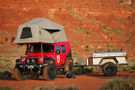jeep wrangler overland tent the nemo equipment inc jeep wrangler jk and at overland