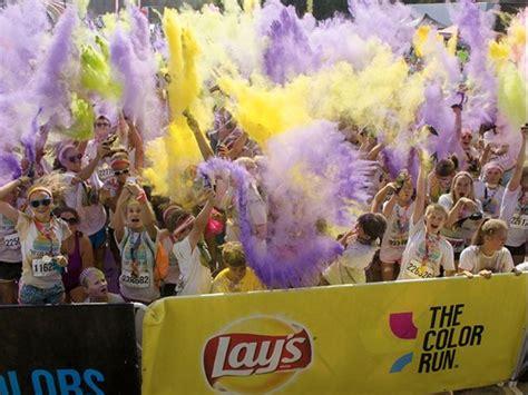 cincinnati color run the cincinnati color run gallery