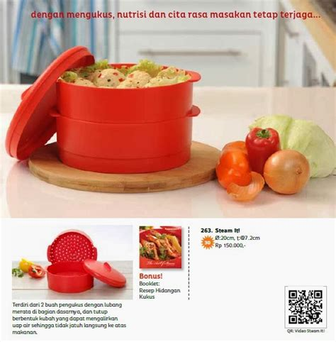 Wadah Teh Tupperware New Shelf Saver de tupperware makassar desember 2013