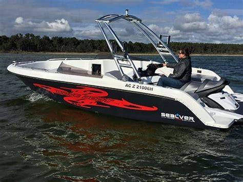 sealver wave boat sealver wave boat 656 aquatic aviation