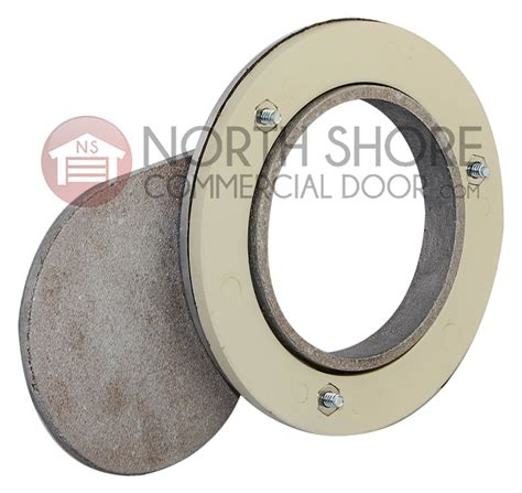 Garage Door Exhaust Ports Garage Door Exhaust Port For Auto Shop Doors And 3 Inch