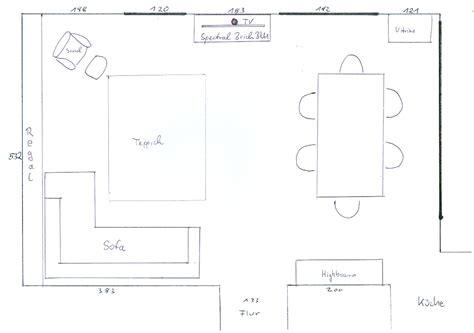 wohnzimmer grundriss grundriss wohnzimmer mit m 246 bel grundriss m 246 bel