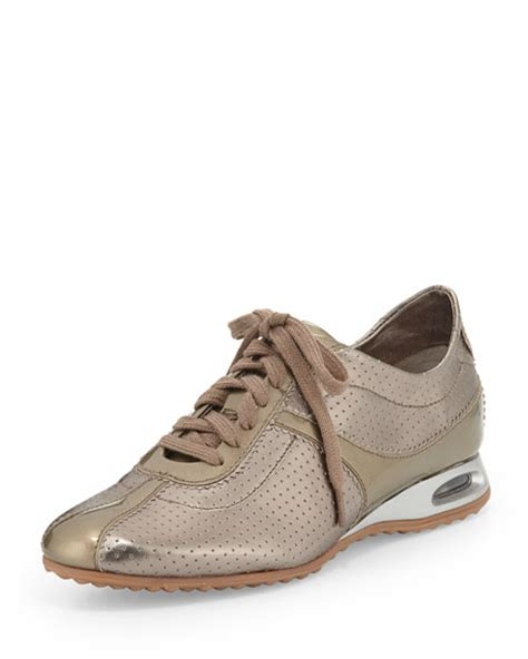 cole haan air bria sneaker cole haan air bria perforated oxford sneaker vintage