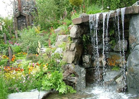 backyard waterfall kits home depot 187 backyard