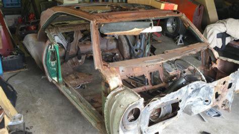 Garage Sale Finder Nc 1969 Chevrolet Camaro Non X Code Project New Parts Garage