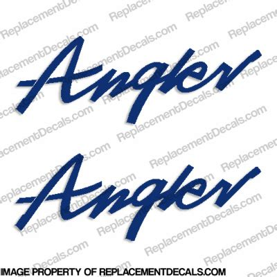 lund boat decals for sale angler lund boat logo decals any color