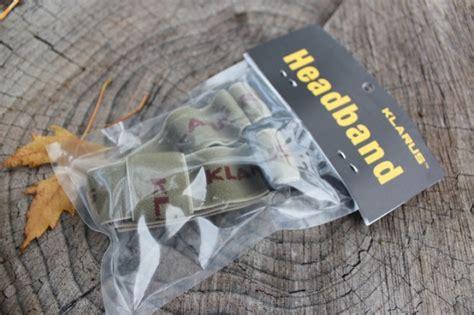 klarus headband klarus headband bushcraft canada