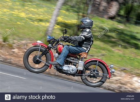 Indian Motorrad At by Indian Motorcycle Stockfotos Indian Motorcycle Bilder