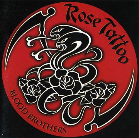 rose tattoo blood brothers releases discogs