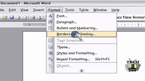 decorative horizontal line word 2016 how to set page borders in microsoft office word 2003