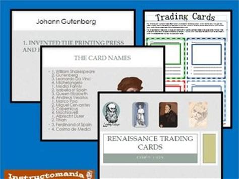 trading card template powerpoint best 25 trading card template ideas on artist