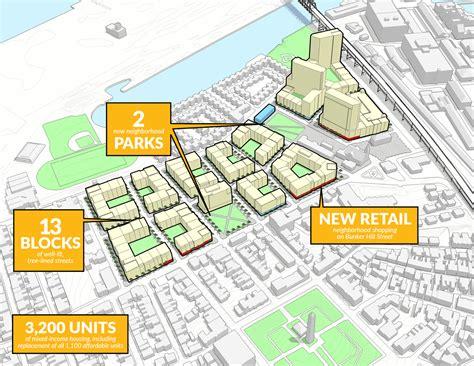 Garage Apartment Plans one charlestown development proposal creates new community