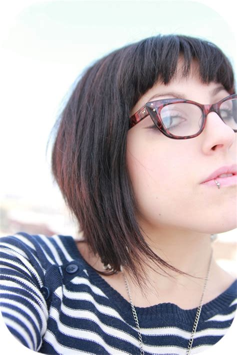 bob haircuts and glasses 17 best images about hair hair hair on pinterest hair