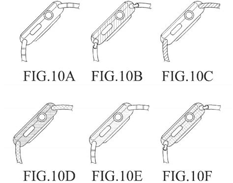 design patent application number samsung patent application appears to include drawings of