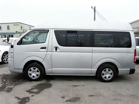 Toyota Hiace For Sale 2008 Toyota Hiace For Sale 2000cc Gasoline Fr Or Rr